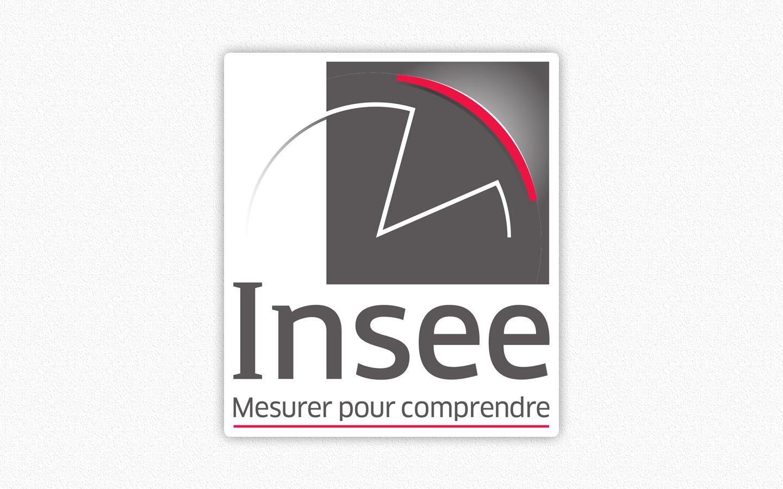 Logo de l'institut national de la statistique et des études économiques (insee)