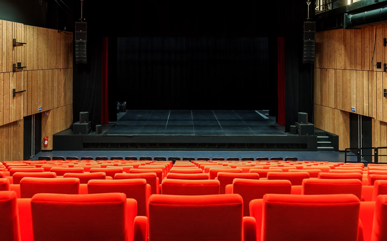 Visuel de la salle de spectacles Europe à colmar