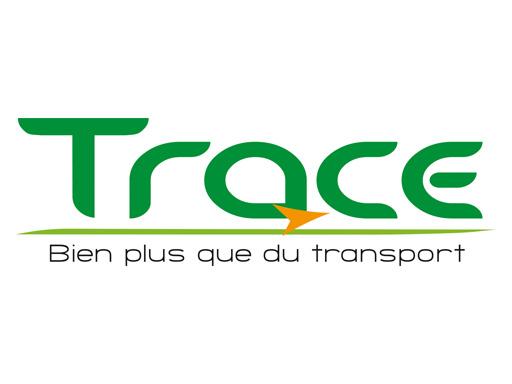 Le logo de la Trace