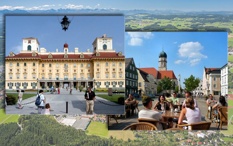 stages d'été ouverts aux étudiants colmariens à Eisenstadt et à Schongau