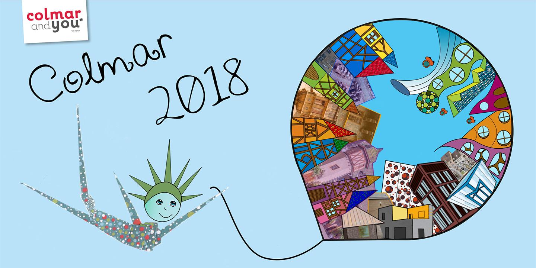 Vœux 2018 - carte