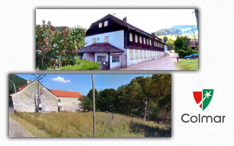 Mise en vente de l'ancien centre de vacances de Wasserbourg