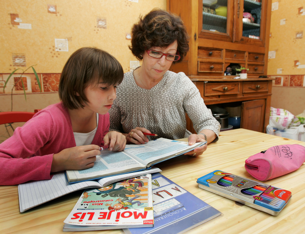L'aide aux devoirs