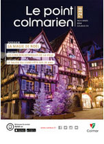 "La couverture du magazine ""Le point colmarien"" n°238"