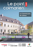 Couverture du point colmarien n°249 - août 2016