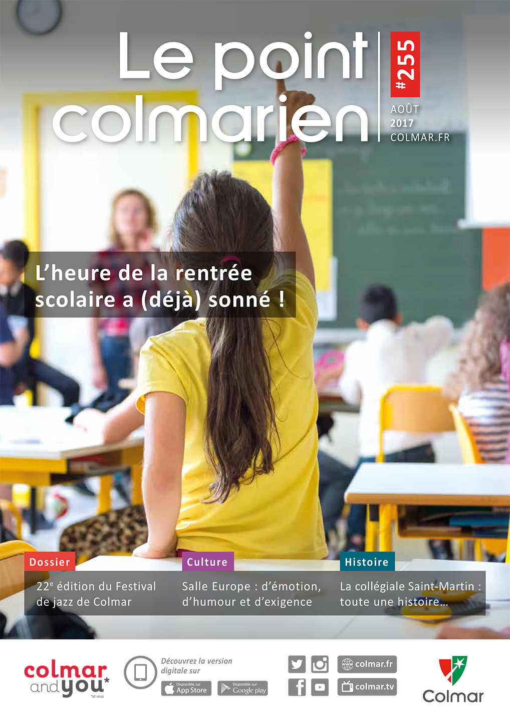 Le point colmarien n°255 - août 2017