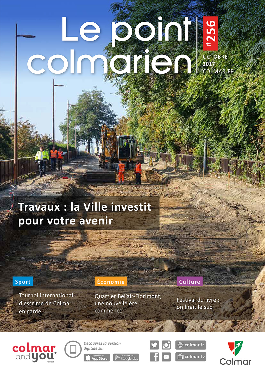Le point colmarien n°256 - octobre 2017