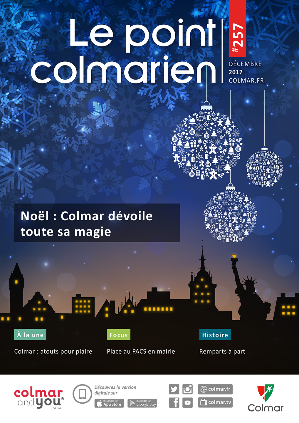 Le point colmarien n°257 - décembre 2017