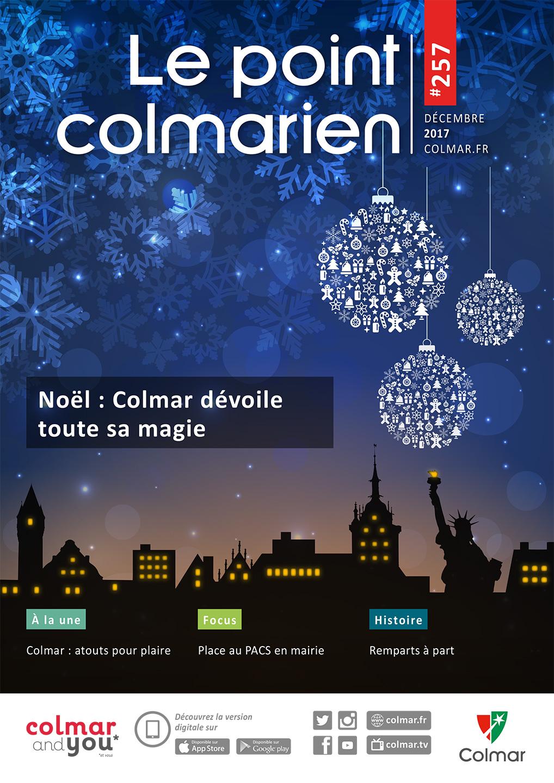 Le point colmarien n°257 - décembre 2017