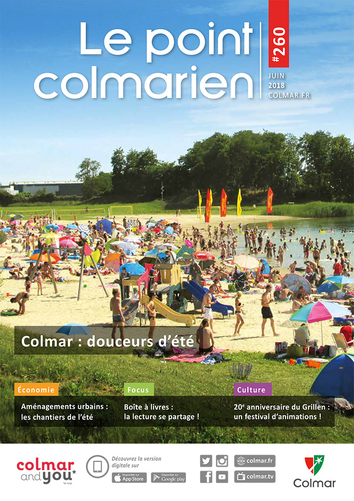 Le point colmarien 260 - juin 2018