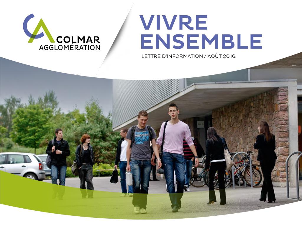 """Visuel de """"Vivre ensemble"""" n°04"""