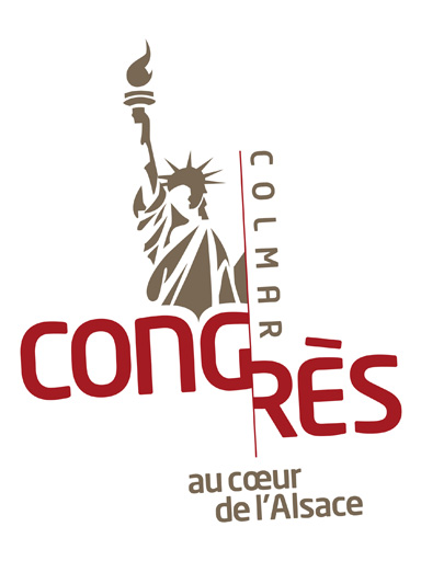 Le logo de Colmar congrès