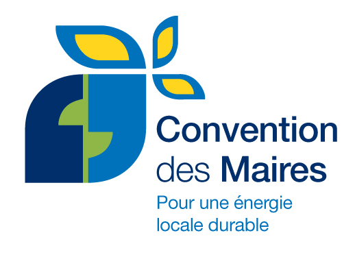 Le logo de la convention des Maires