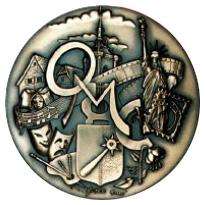 Logo de l'office municipal de la culture de colmar
