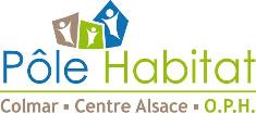 Logo de Pôle Habitat
