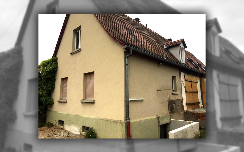 Maison 12 Meisenhütten Weg à Colmar