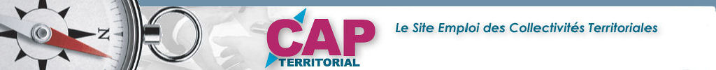 "Bandeau du site Internet ""Cap Territorial"""