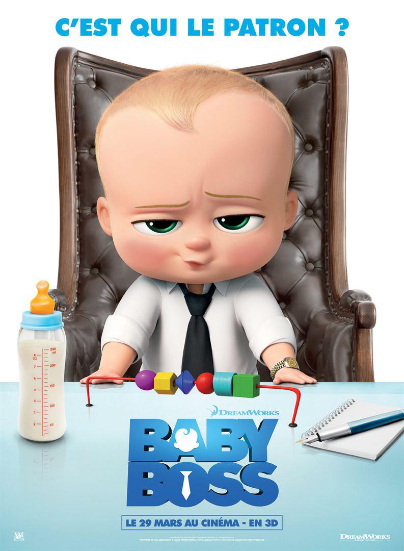 Affiche du film : Baby boss