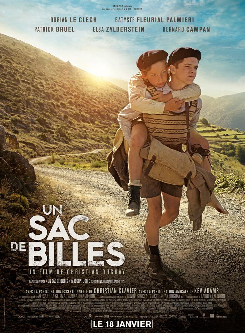 Affiche du film : Un sac de billes