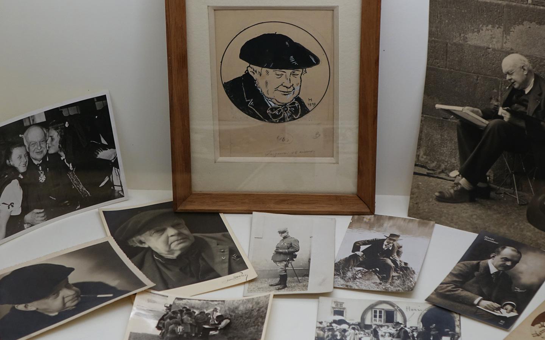 Photos de Jean-Jacques Waltz au musée Hansi