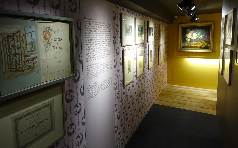 Oeuvres de Jean-Jacques Waltz au musée Hansi