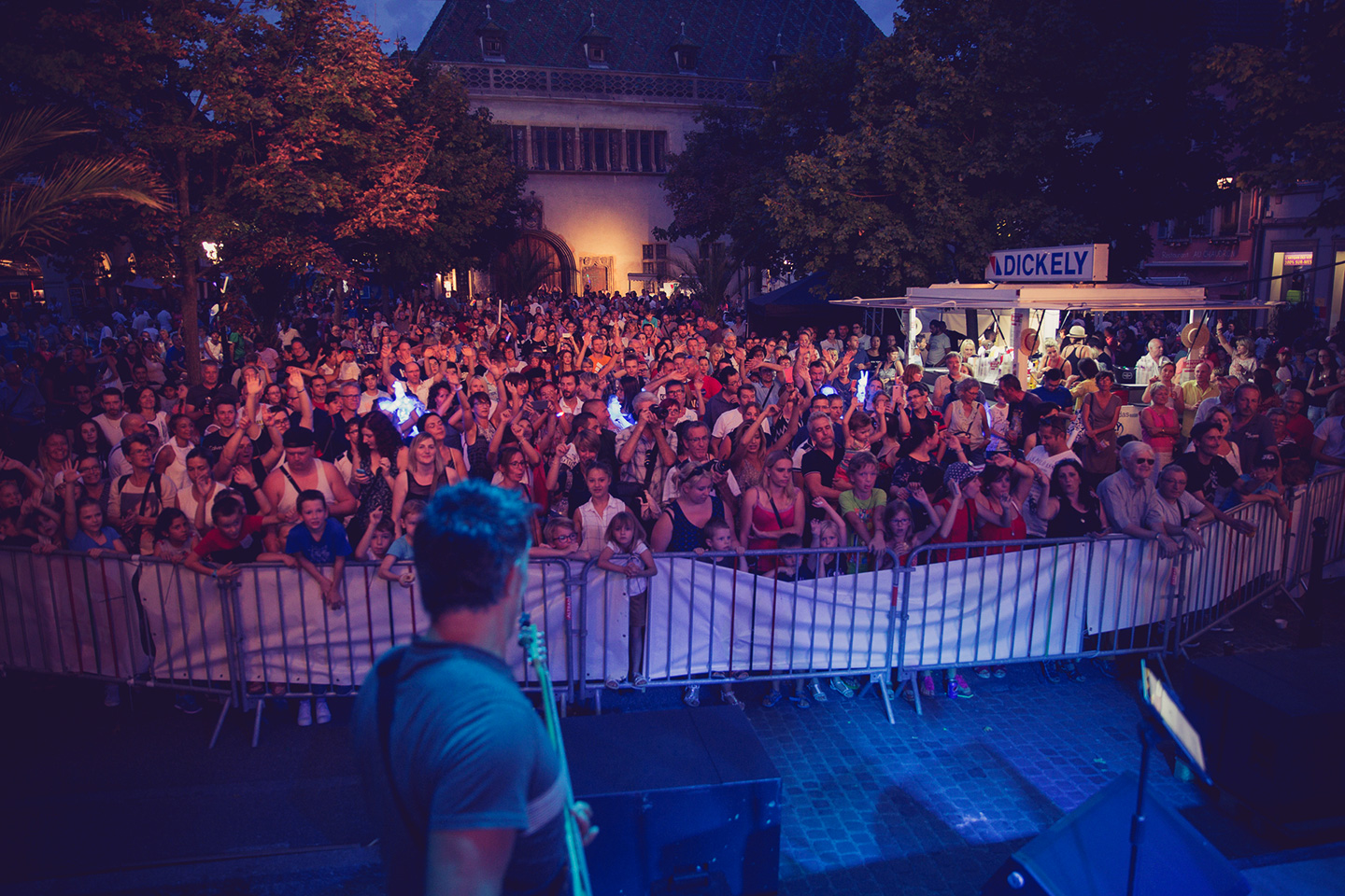 Summer night de Colmar - août 2018