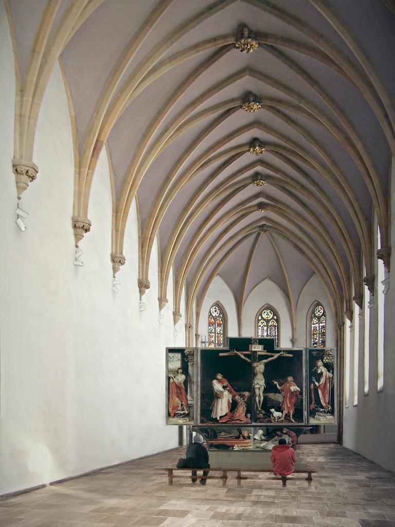 Chapelle - Retable ©Herzog & De Meuron