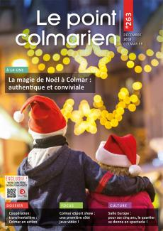 Le point colmarien n°263 - décembre 2018