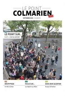 Couverture du point colmarien n°272