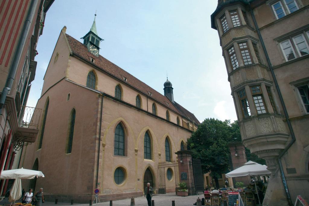 L'église St-Matthieu de Colmar