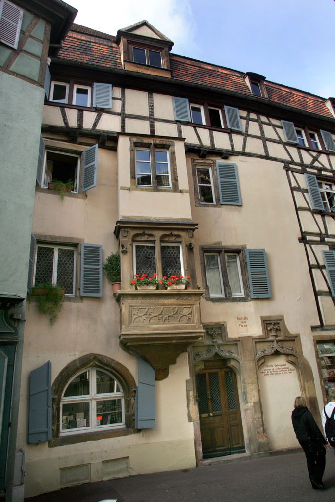 La maison Schongauer