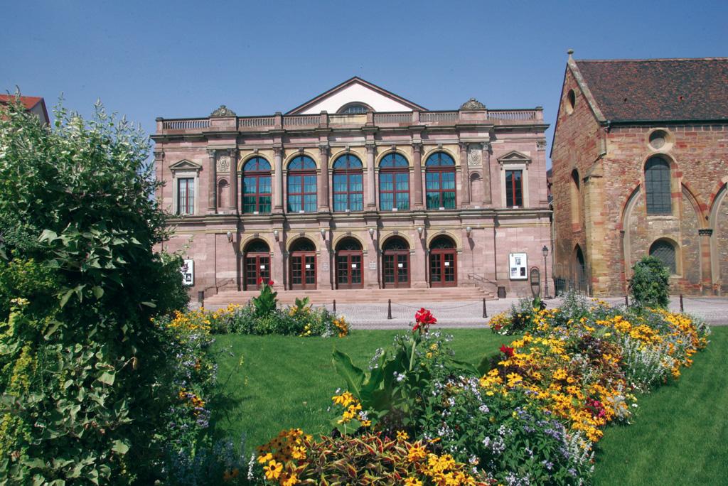 Le théâtre municipal de Colmar
