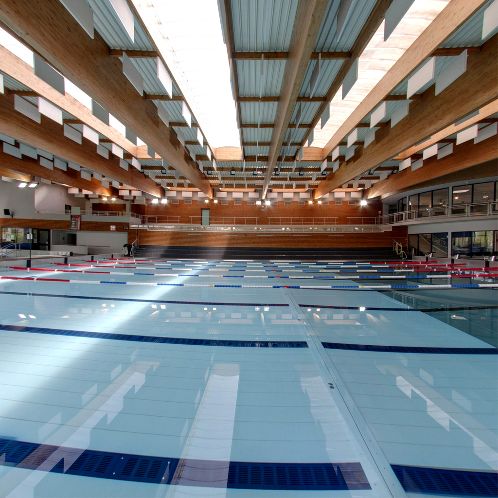 La piscine Aqualia