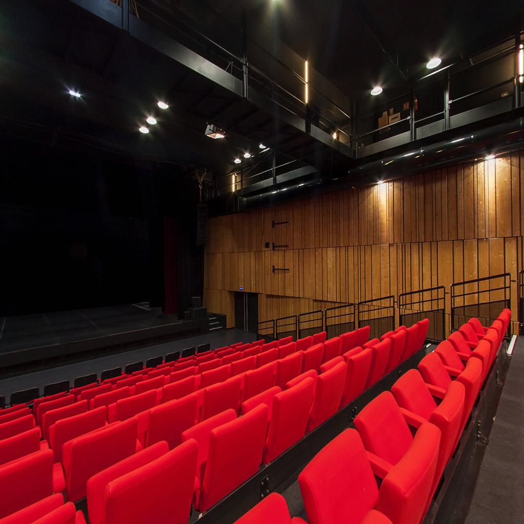 La salle de spectacles Europe
