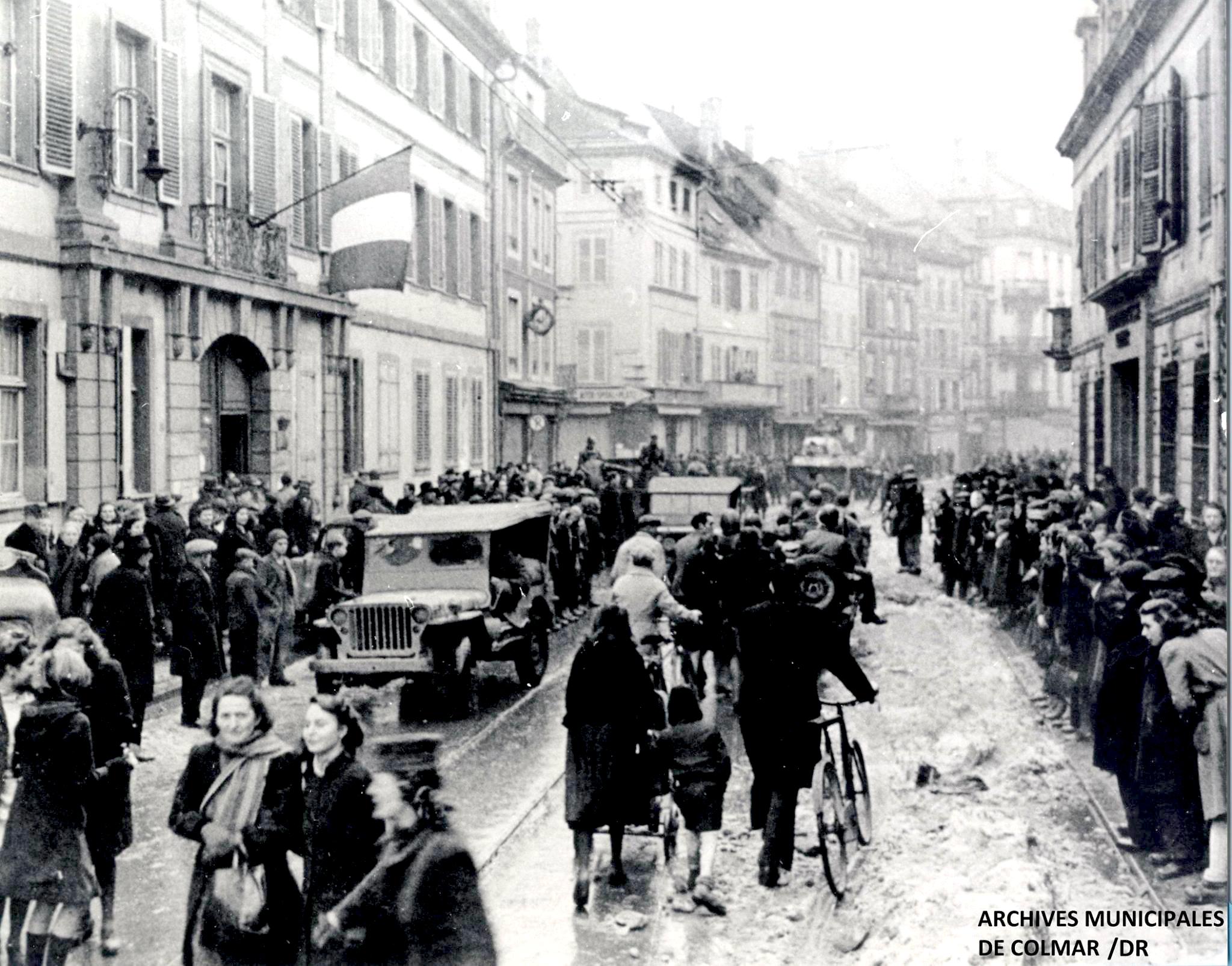 Les archives municipales de Colmar   Ville de Colmar