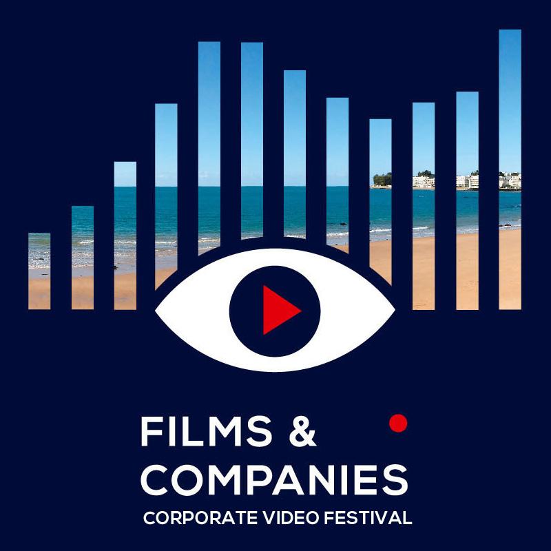 Logo du festival international du film corporate
