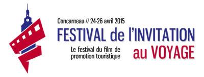 Logo du festival du film de l'invitation au voyage