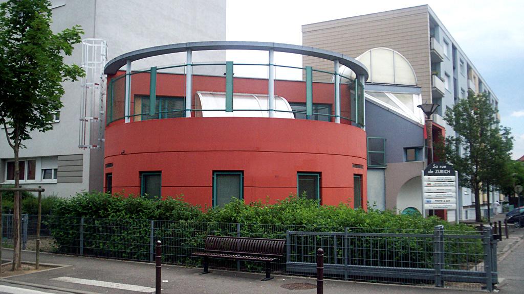 Mairie annexe de Colmar