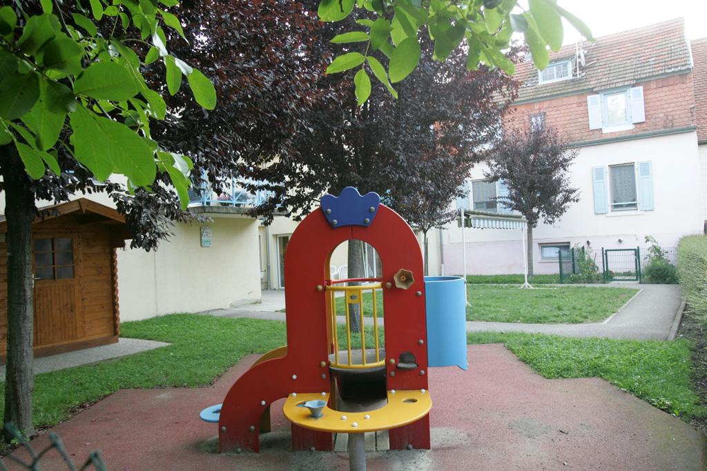 La mini-crèche Silberruntz - vue extérieure