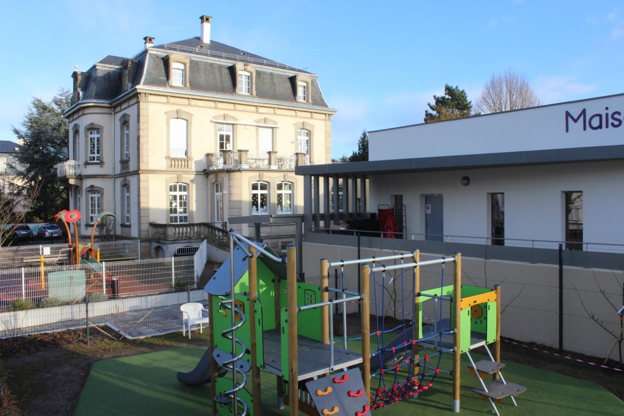 Structure petite enfance - rue Kalb